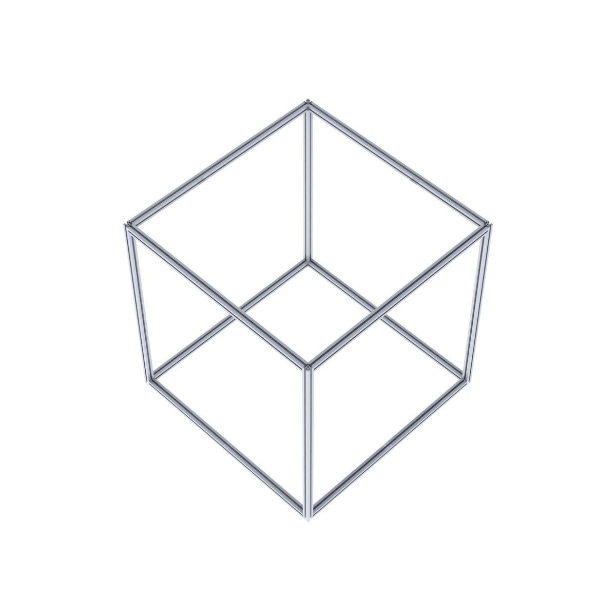 rama przestrzenna z profili