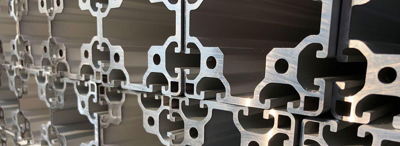 Konstrukcyjne profile aluminiowe